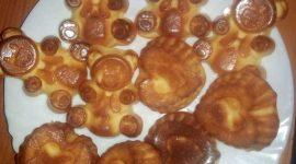 Сырники в духовке в силиконовой форме