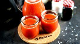 Томатный сок из томатной пасты пропорции
