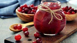 Варенье из клюквы на зиму простой рецепт