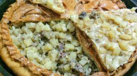 Зур беляш с мясом и картошкой в духовке пошаговый рецепт с фото